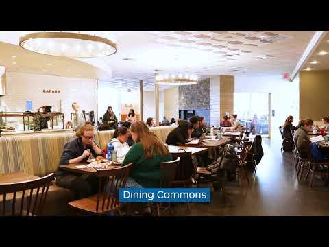 Image slideshow: dining commons