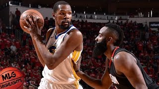 Golden State Warriors vs Houston Rockets Full Game Highlights / Game 5 / 2018 NBA Playoffs