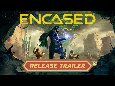 Encased : Launch Trailer