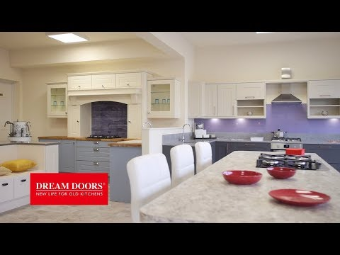 Birmingham West Kitchen Showroom video