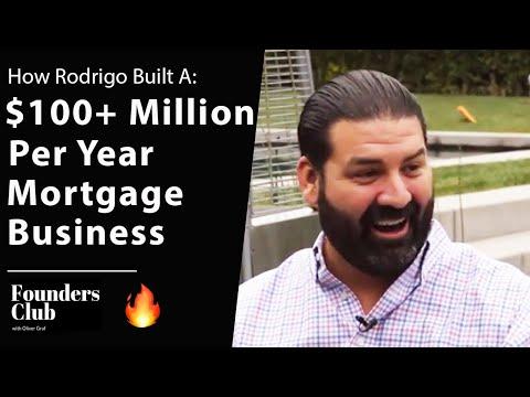, title : 'Building A $100 Million Per Year Lending Business   Mortgage Coach Rodrigo Ballon On Founders Club