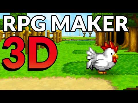 RPG MAKER 3D ( game engine )