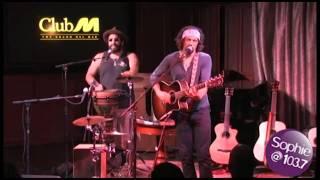 Jason Mraz - Sophies Lounge part 06 - Oct 03, 2011 - Live High