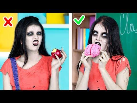 9 рецептов для зомби-апокалипсиса / Если твоя подруга зомби онлайн видео