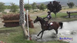 036XC Debbie Davis On AllaBye Preliminary Rider Cross Country Galway Downs May 2016