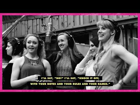 """""""I'd Rather Be Me""""   Mean Girls on Broadway"""