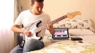Sad Songs // Our Town // Something Strange - Sticky Fingers (Guitar Solos by Jaddo)