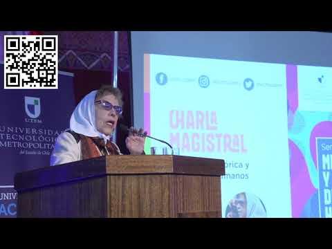 """Imagen de Charla Magistral Buscarita Roa """"Memoria histórica y Derechos Humanos"""""""