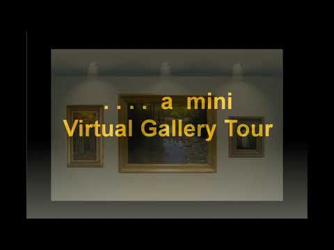 Thumbnail of Virtual Mini Gallery Tour - August 2020