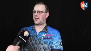 "David Evans admits his ""concern"" over the 2020 BDO World Championship"