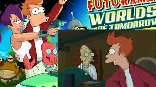 Futurama - O mau do século XX (parte 3)