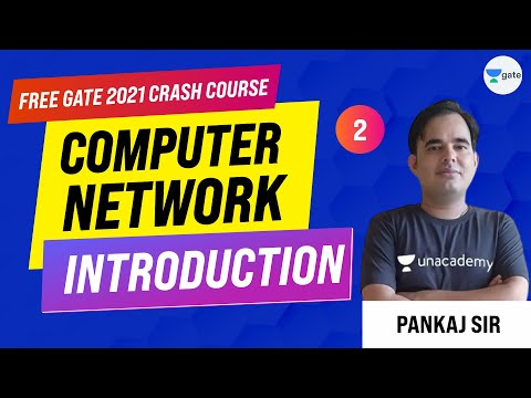 Introduction of Computer Network   Lec -2   GATE CSE/IT Exam