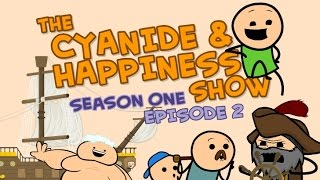 Why I Hate Summer Camp - S1E2 - Cyanide & Happiness Show - INTERNATIONAL RELEASE