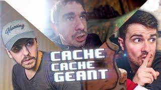 CACHE CACHE DANS UN CHATEAU !