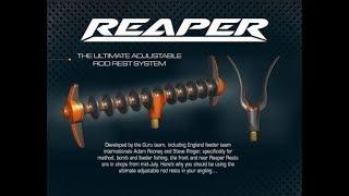 Reaper Rod Rests