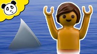 Bob Der Bademeister  Kind Wird Vom Hai Angegriffen 😱 Playmobil Film
