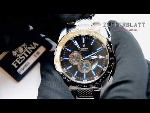 Годинник Festina Sport Chronograph F16488/3