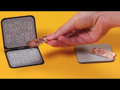 Unboxing the Sizzix Big Shot Jewelry Studio