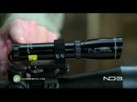 Laser Genetics NS 300 Subzero