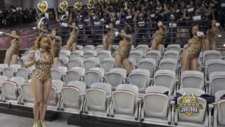 "Southern University Human Jukebox 2016 ""Down Bottom"" 