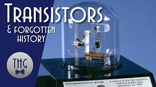The Most Important Invention of the 20th Century: Transistors