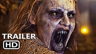 Trailer of The Mermaid: Lake of the Dead (2018)