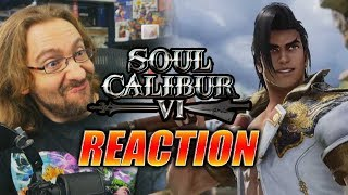 MAX REACTS: Maxi Reveal Trailer - SOUL CALIBUR 6