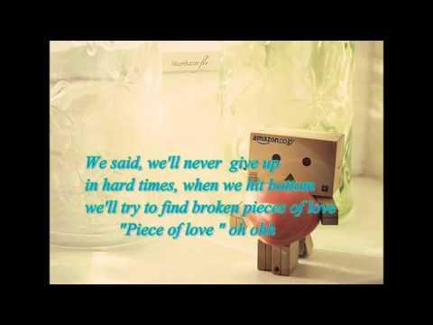 ♫ Broken Yet Holding On - lyric ♫ .avi
