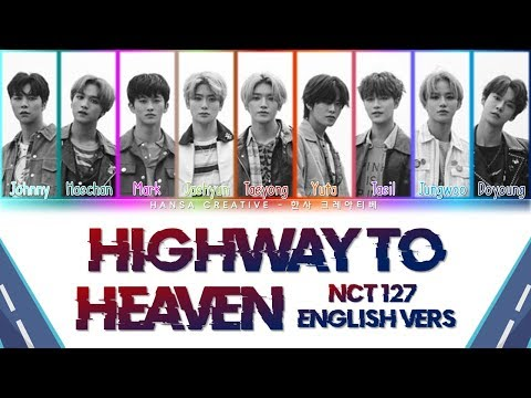 Nct 127 Highway To Heaven English Version
