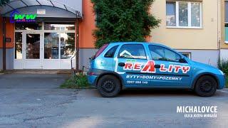 preview picture of video 'Predaj - 2 izbový byt, 55m², J. Murgaša, Michalovce - Video prehliadka'