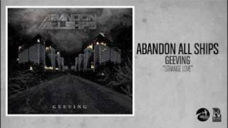 Abandon All Ships - Strangelove
