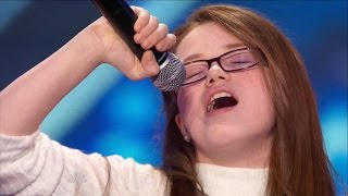 America's Got Talent S09E05 Mara Justine 11 Year Old Superstar Singer - Video Youtube