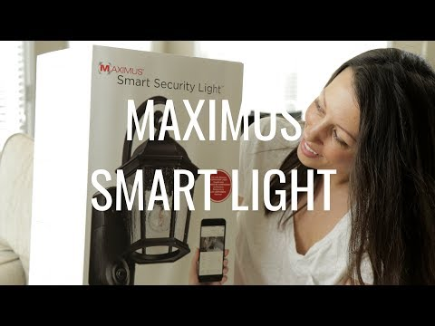 Maximus Smart Security Light Review:  Claim vs. Performance