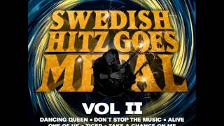 Swedish Hitz Goes Metal Vol.II - Tiger (ABBA) (with lyrics)