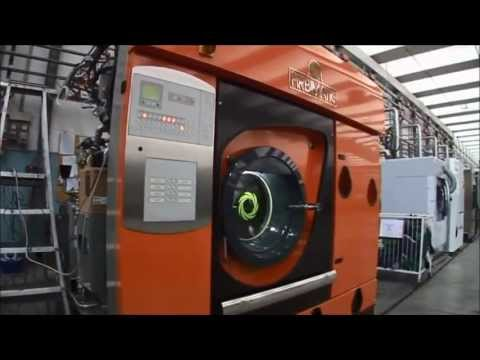 FIRBIMATIC: Impianti di lavaggio a circuito chiuso