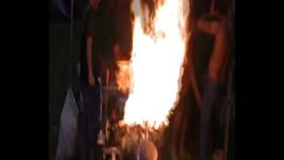 preview picture of video '38° Motoraduno Stelvio International - Geppo, il motorone'