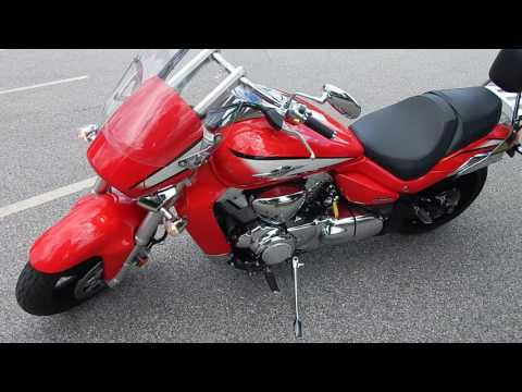 2013 Suzuki Boulevard M109R Limited Edition in Concord, New Hampshire - Video 1