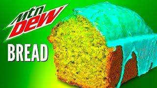 MOUNTAIN DEW BREAD DIY – How To Turn Soda Into Banana Bread!