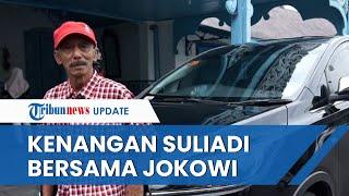 Sosok Suliadi, Mantan Sopir Pribadi Jokowi, Ceritakan Mantan Walkot Solo Pernah Dorong Mobil Mogok