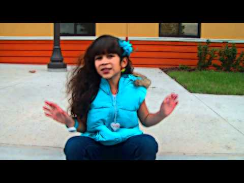 """Baby Kaely """"New Sneakers"""" 6 yR OLD KID RAPPER another vid for the kool kidz :)"""