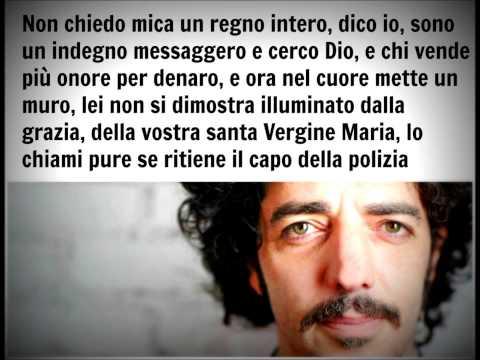 , title : 'Sotto casa Max gazzè testo'