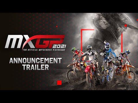 MXGP 2021 : Announcement Trailer
