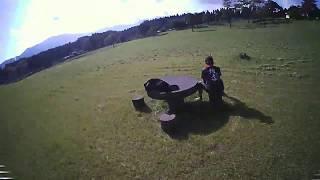 Hubsan H122D X4 Storm FPV beginner take 1
