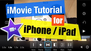 How to add a stopwatch to iMovie on iPad/iPhone!!