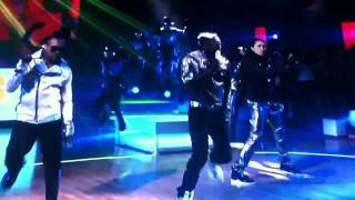 The Black Eyed Peas on dancing with the stars