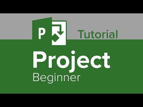Project Beginner Tutorial