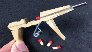 Awesome Invention with a Clothespin