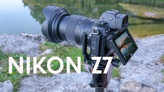 Testbericht Nikon Z7 Kamera Teil 2 - Deutsch