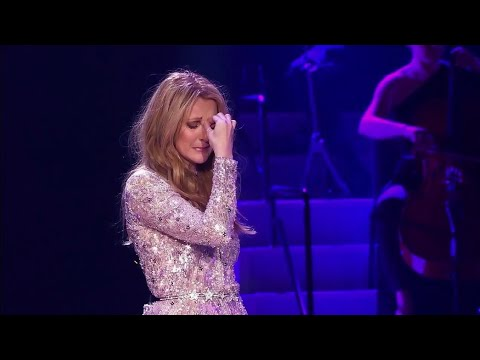 Céline Dion - All By Myself (Live In Las Vegas 2016) HD