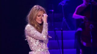 Céline Dion - All By Myself (Live from Las Vegas 2016) HD